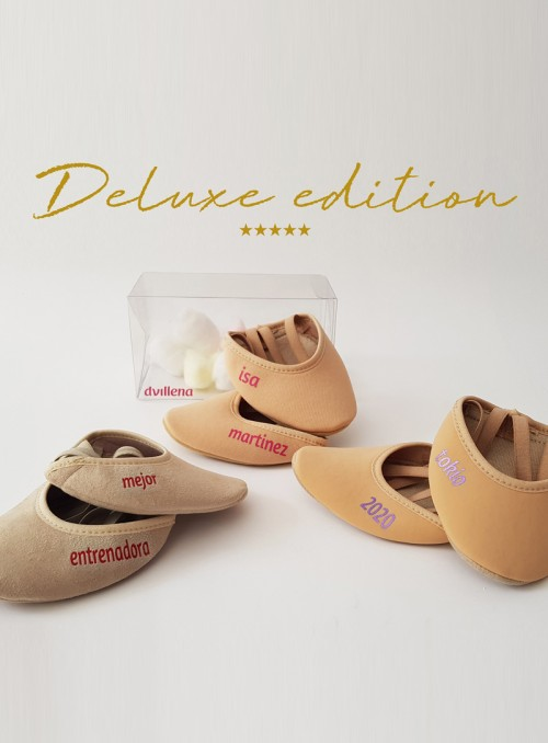 Deluxe Edition toe-shoes