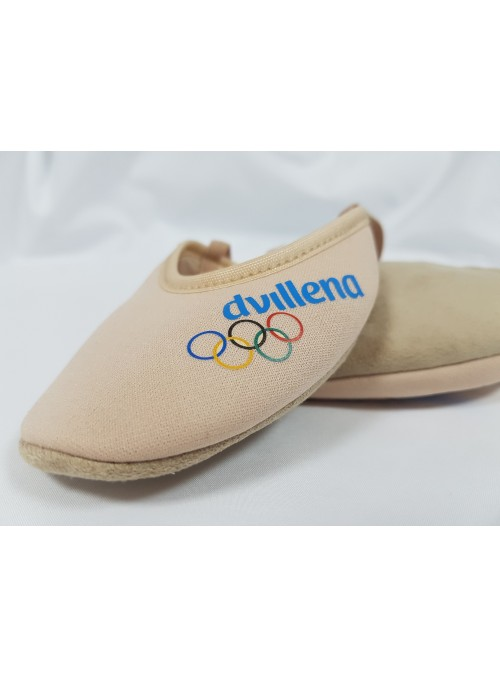 Olympic toe-shoes