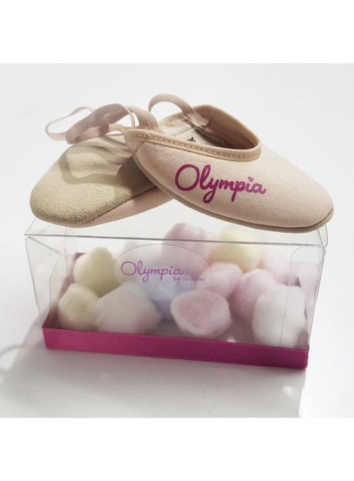 Olympia toe-shoes...